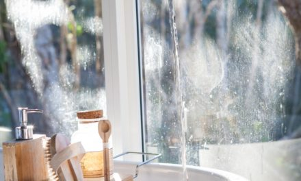 Offenes Badezimmer – 6 Gründe, warum das gar keine schlechte Idee ist.