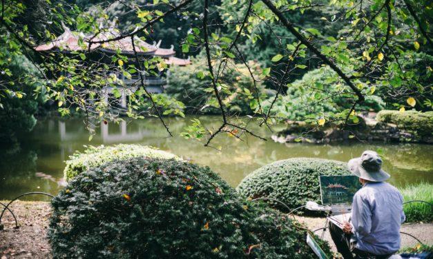 Was für Gärten! 4 echt tolle Beispiele japanischer Gärten