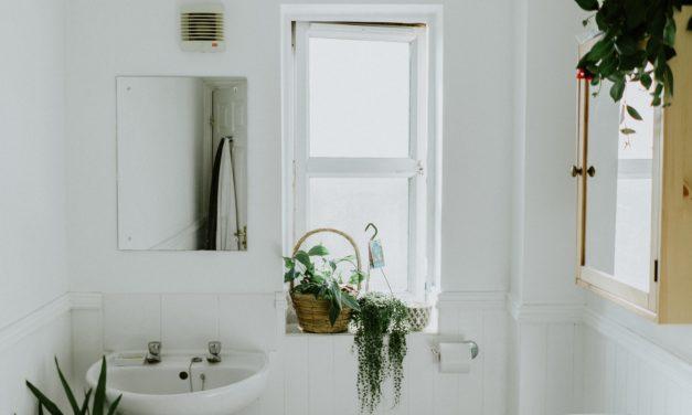 Kleines Badezimmer aber Oho! So holst du alles raus