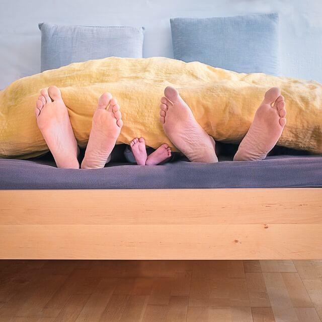 Familienbetten – Geborgener Schlaf für das Kind
